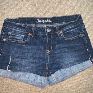 Aeropostale Jean shorts size 4